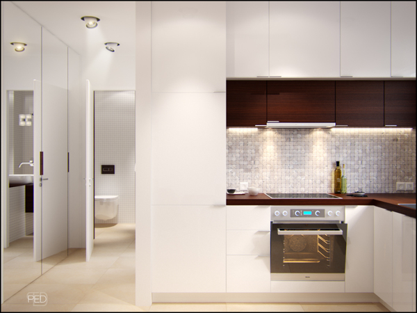 4-Brown-white-kitchen
